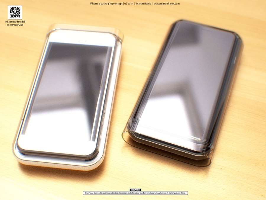 martin hajek iphone 6 concept 1
