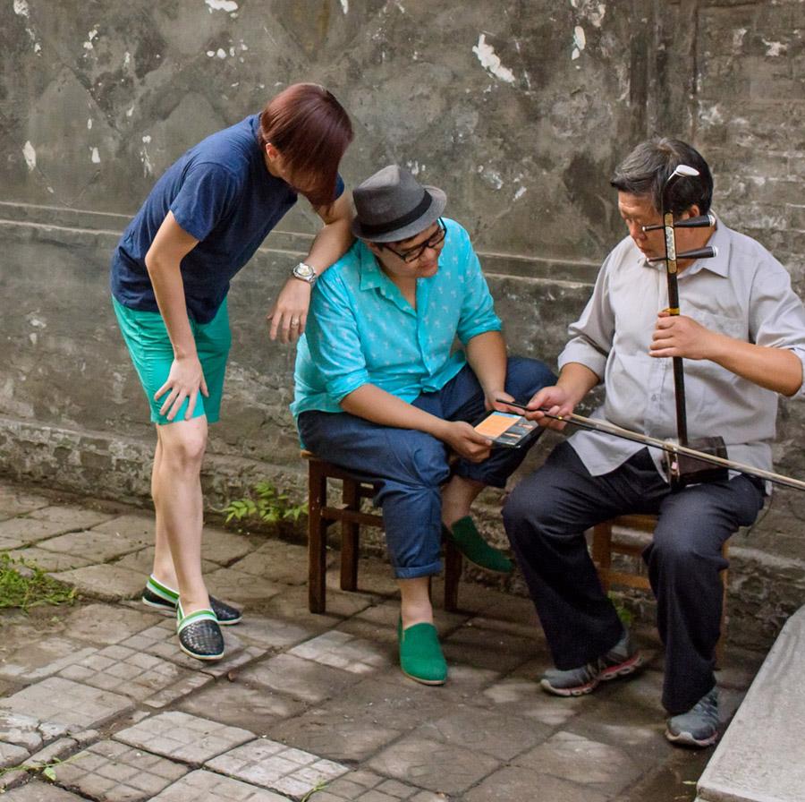 yaoband-muziek-china