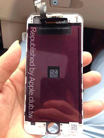 iPhone 6 voorkant 1
