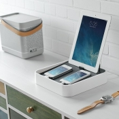 Review: Bluelounge Sanctuary, een oplaadstation voor al je iDevices