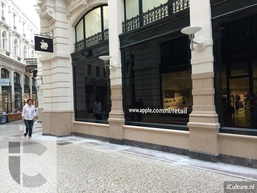 Apple Store Den Haag ramen 2