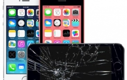 iphone 5s scherm kapot