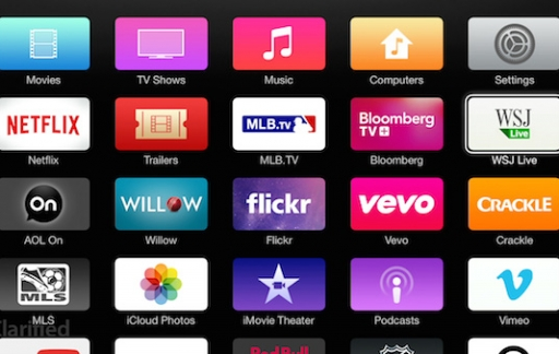 Apple TV beta