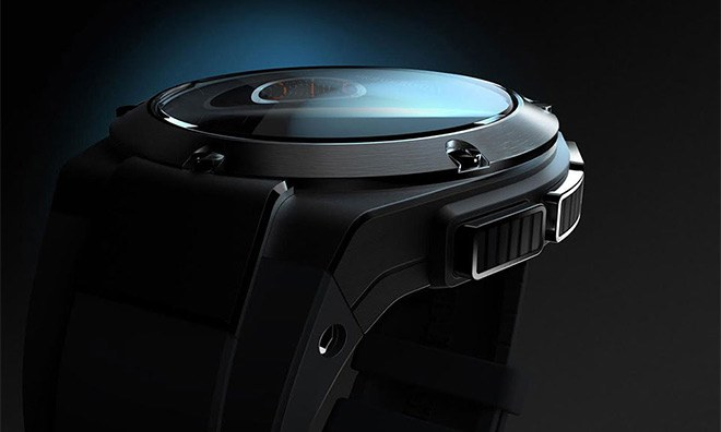 hp smartwatch michael bastian