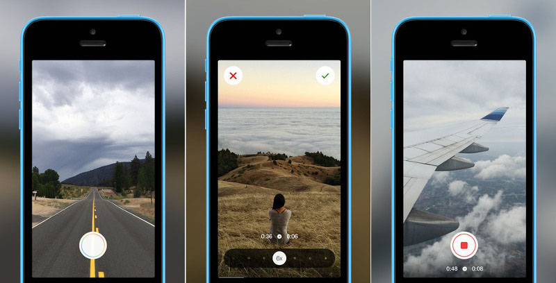 Hyperlapse-app van Instagram