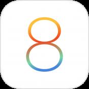 iOS 8 icoon