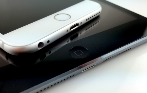 iPhone 6 Plus iPad mini Retina