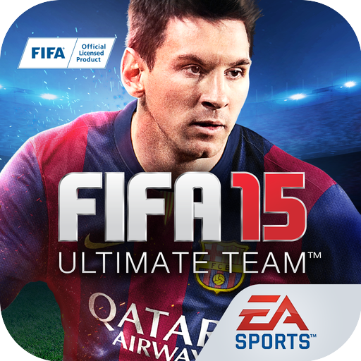 FIFA 15 voor iPhone icoon groot