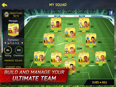 FIFA 15 Ultimate Team sparen