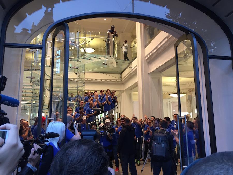 iPhone 6 George menigte