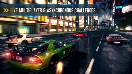 apps voor iPhone 6 Asphalt 8