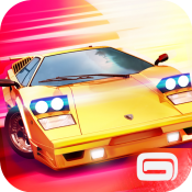 Asphalt Overdrive iPhone iPad