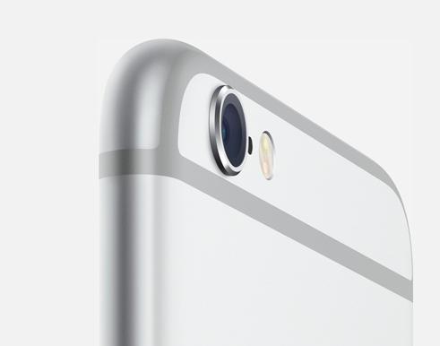 iPhone 6 achterkant schuin