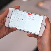 iPhone 6 Plus handen