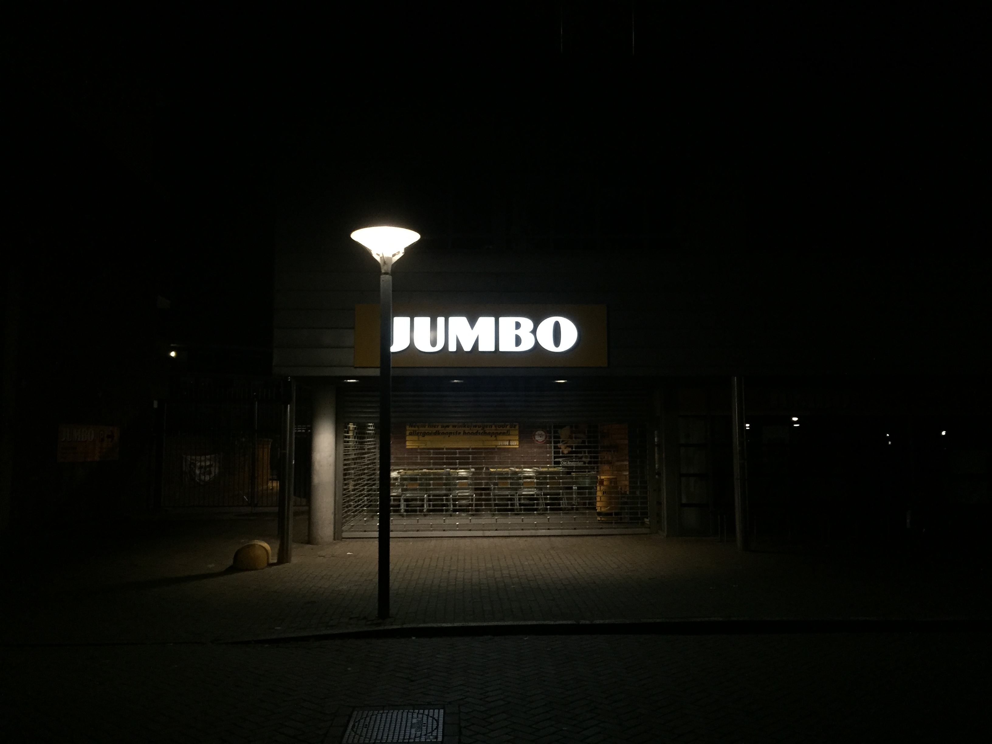 iPhone 6 Jumbo supermarkt