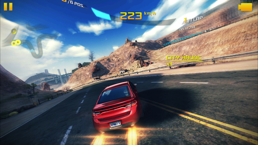 Asphalt 8 Metal screenshot