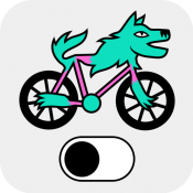 Fietsmodus iPhone overheid fietsen
