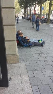 apple store amsterdam wachtrij iphone 6