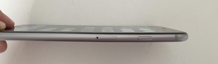 iphone 6 plus verbogen hand