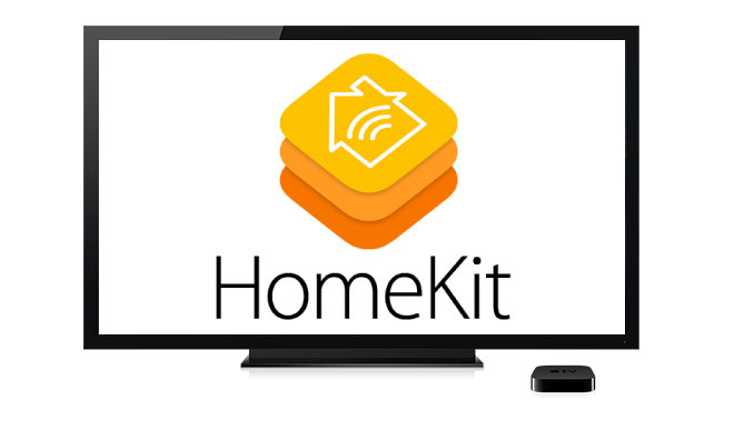 homekit apple tv