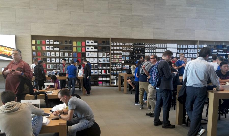 Apple Store Dusseldorf iCulture