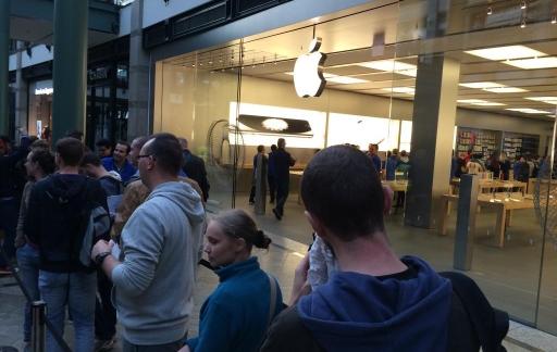 Apple Store Oberhausen