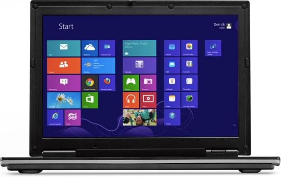 iCloud op Windows pc