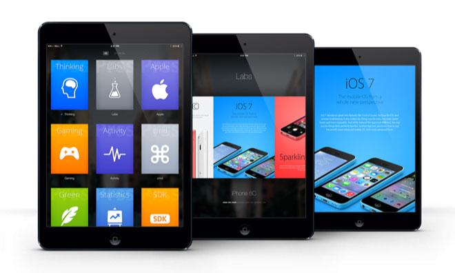 Prss iPad