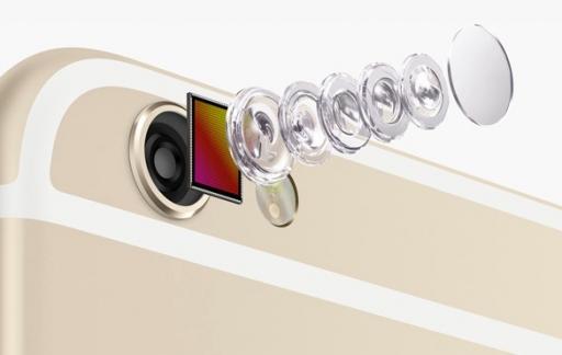 iphone 6 plus lens focus pixels