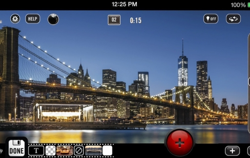 Vizzywig 4K-filmeditor iPhone 900 euro