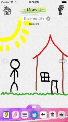 Draw My Life iPhone