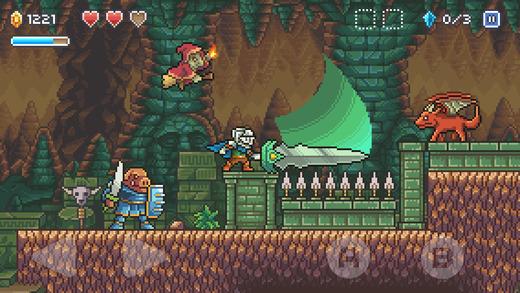 Goblin Sword kerker met draak