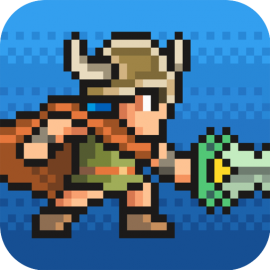 Goblin Sword iPhone iPad platformgame GvdW