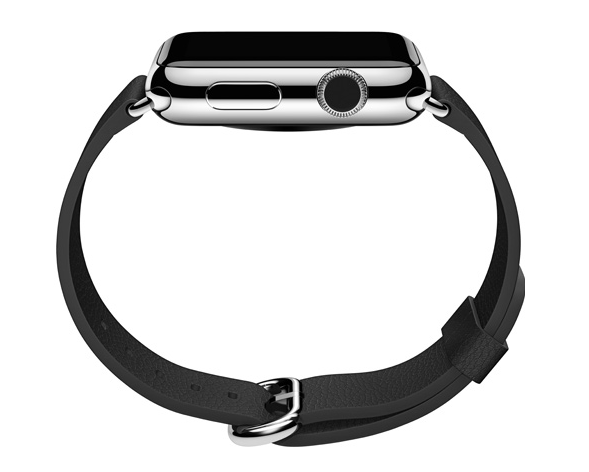 Apple Watch Nederlands ECCO bandje