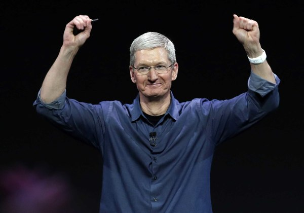 apple watch tim cook juichstemming
