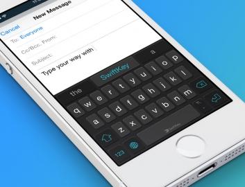 SwiftKey-keyboard-ios-8 toetsenborden