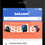 Bol.com officiele iPhone app