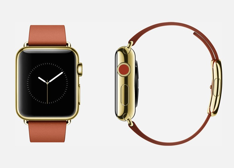 apple watch stijl 5