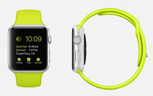 apple watch stijl 3