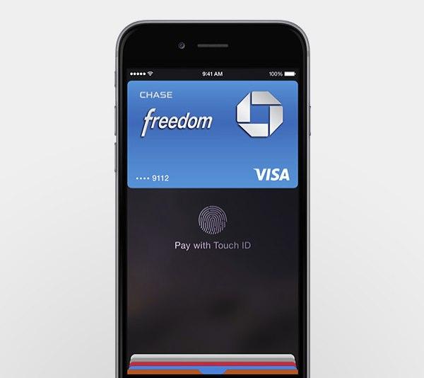 freedom card apple pay