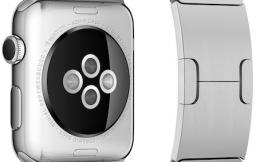 apple watch met bandje