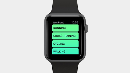 sportapp apple watch