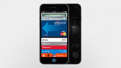 Apple Pay kaart