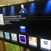 Apple TV event kanaal