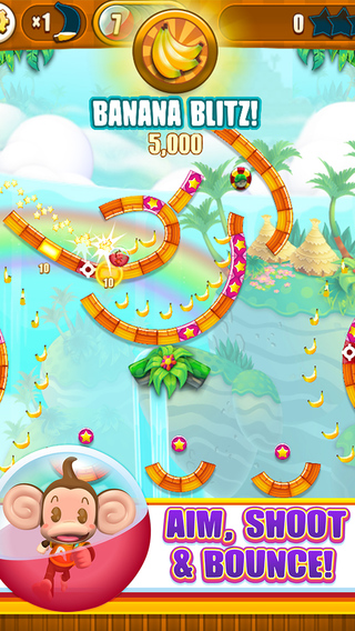 Super Monkey Ball Bounce iPhone