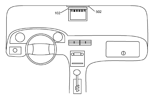Smart Cover auto patent