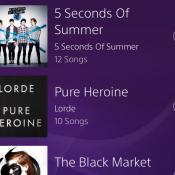 Sony vernieuwt Music Unlimited voor iPhone