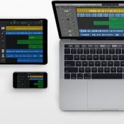 GarageBand op iPhone, iPad en Mac