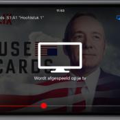 Netflix afspelen op Apple TV