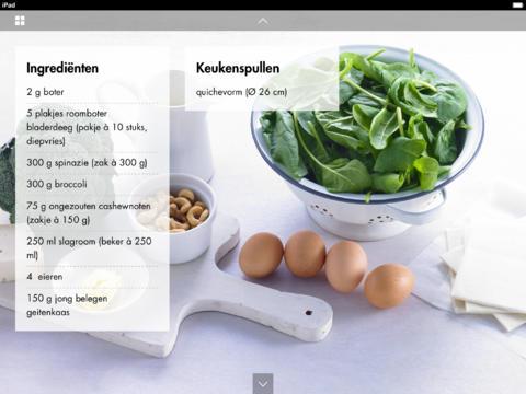 Allerhande Koken iPad
